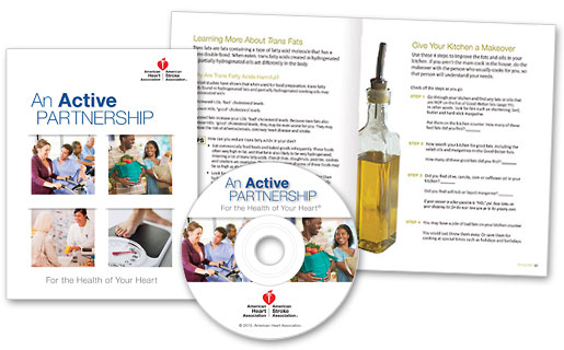 An Active Partnership for Your Health Workbook and DVD Set