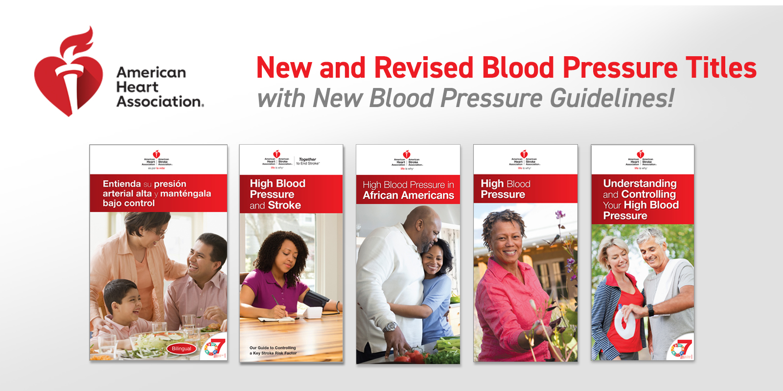 New and Revised Blood Pressure Titles