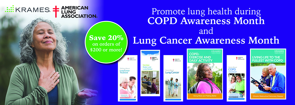Promote Lung Health during COPD Awareness Month