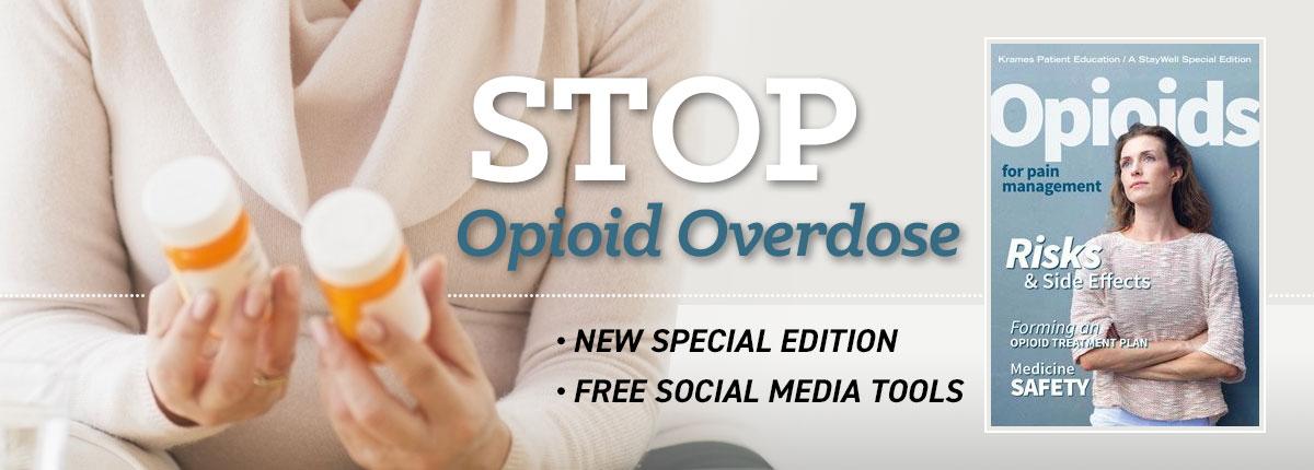 Stop Opioid Overdose