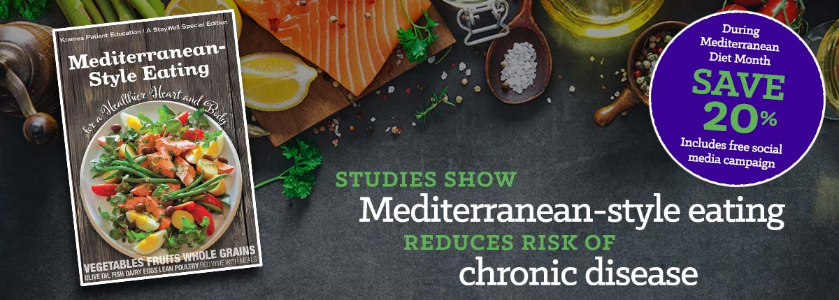 Studies show Mediterranean-style eating reduces risk of chronic disease