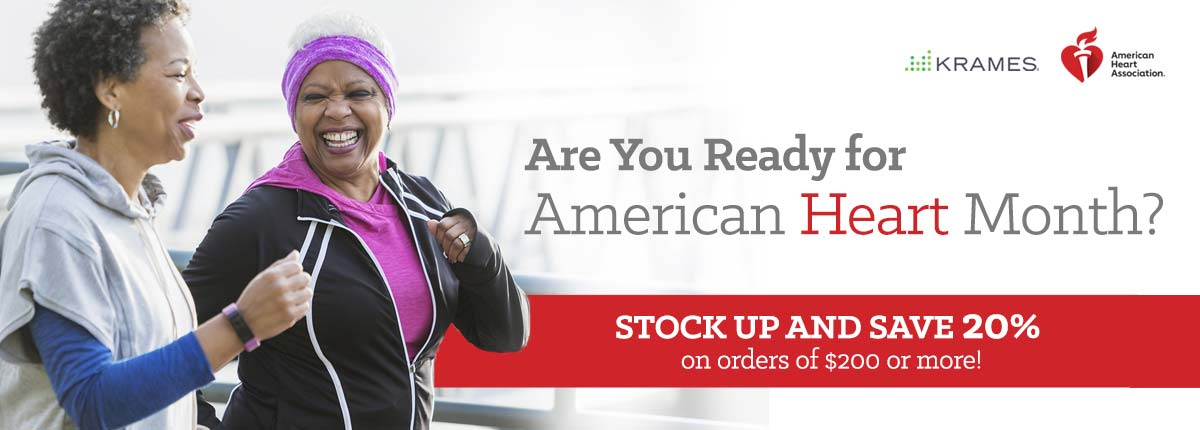 Are you ready for American Heart Month?
