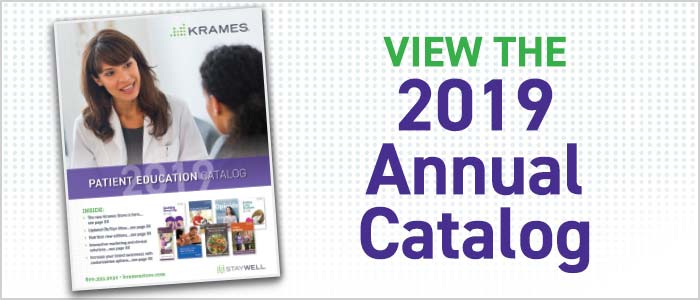 2019 Annual Catalog