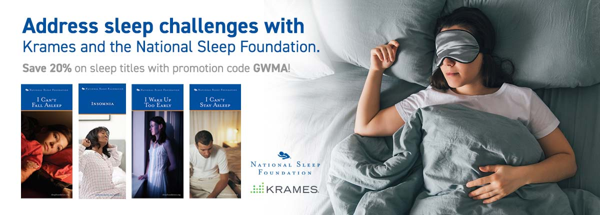 Address Sleep Challenges with Krames and the National Sleep Foundation