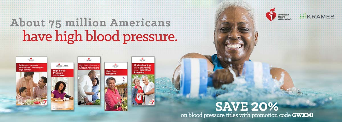 About 75 million Americans have high blood pressure.